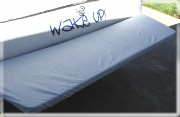 Beyond The Wake Custom Boat Swim Deck Cover