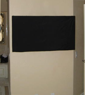 Indoor TV Cover
