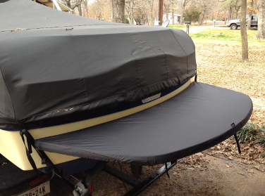 Nautique Swim Platform Cover